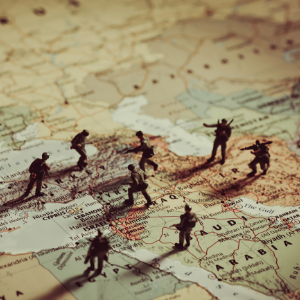 Vrede en veiligheid in het Midden-Oosten: onvermogen en onmacht?